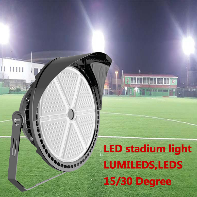 Led Lighting for Sports Fields