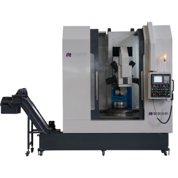 Bearing Ring CNC Vertical Lathe