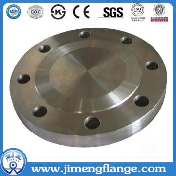 Best quality Low price for ASTM A105 Carbon Steel Flange Carbon Steel Forged ASTM A105 Blind Flange export to Netherlands Antilles Supplier