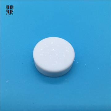 insulating industrial sitall microcrystal glass ceramic cap