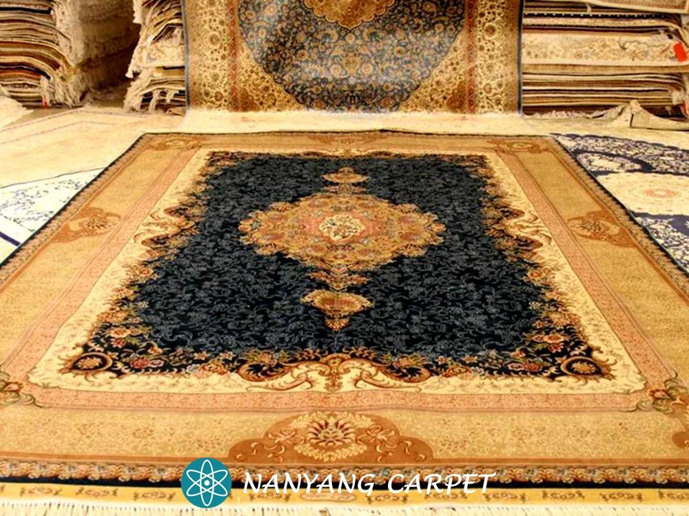 Persian rug blue (2)