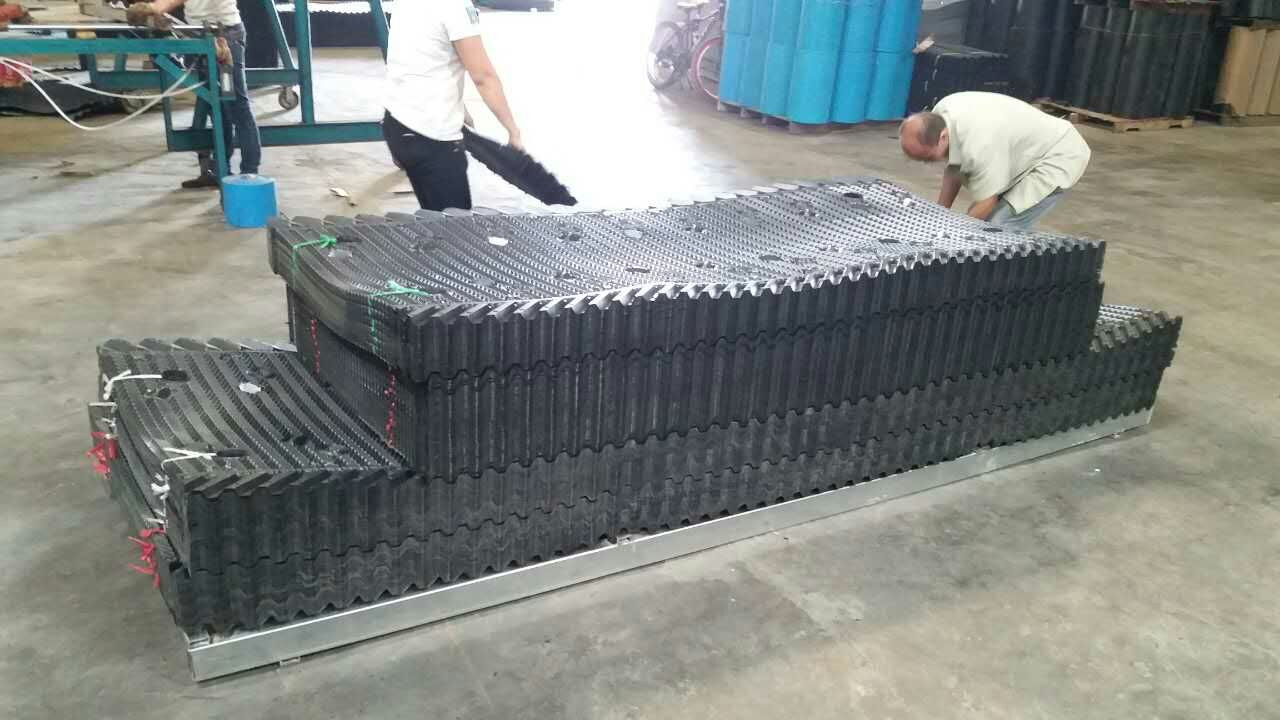 Square Cooling Tower PVC PP Filling