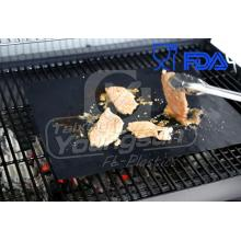 PriceList for for BBQ Grilling Basket PFOA Free Non stick Outdoor Grill Mat supply to Singapore Importers