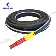 Anti-abrasion sand suction rubber hose