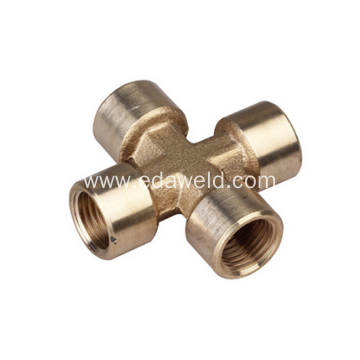 Stone Internal Thread Brass Joint Fittings