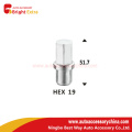 M12x1.25RH Chrome Finish Wheel Nuts