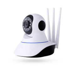 Customized for 1MP Wireless Security Cameras 3 Antennas Best Home Security System Camera supply to Poland Wholesale