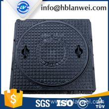 square ductile iron manhole cover