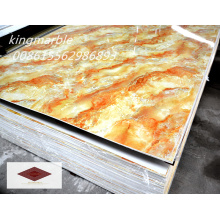 PVC uv marble material panel light weight
