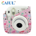 Pink Instant Camera Case for Fujifilm instax Camera