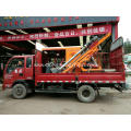 Truck-mounted Hydraulic Pile Driver