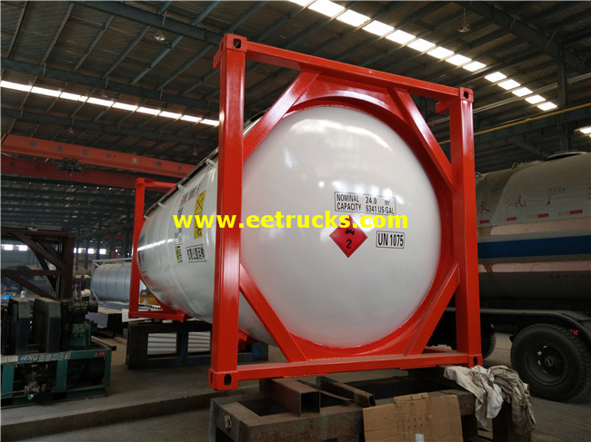 20feet LPG Tank Container