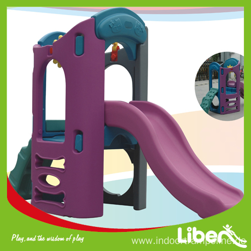 Plastic playground slides for kids