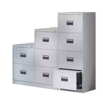KD structure 2 drawers filing cabinet