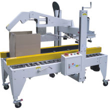 Top and Bottom Driven Case Sealer Machine