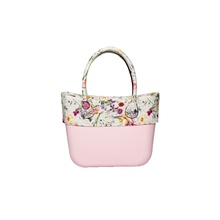 Discount Price Pet Film for O Bag Cena pink color designer EVA fashion bags for girls export to South Korea Manufacturer