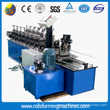 ZT-005-35 light steel angle keel roll forming machine