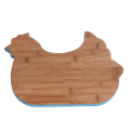 Chicken shape cutting board