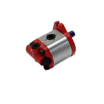 mobile crane gear pumps