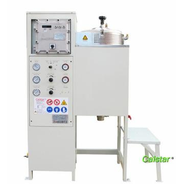 Intelligent solvent recovery machine in Houston