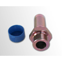 Best Quality for British Fittings,Bsp Female Hydraulic Fitting,Bsp Male Hydraulic Fitting,End Fittings Manufacturer Straight BSP male oring seal hydraulic fitting export to India Manufacturer