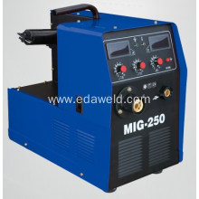 High Quality Industrial Factory for MIG 350A Welding Machine IGBT Inverter Integrated Welder MIG/NBC 250 supply to Gambia Manufacturer