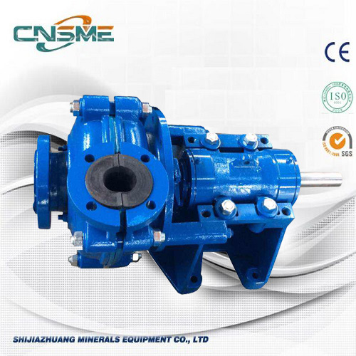 Minerals Concentrate Rubber Pumps
