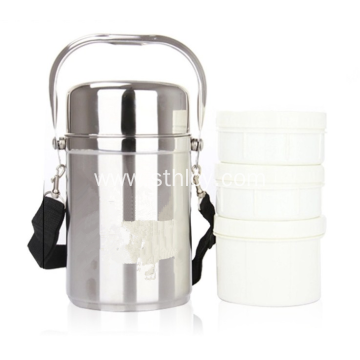 High Quality Stainless Steel Portable Food Container