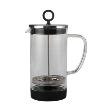 French Press With High Heat Resistant Borosilicate Glass