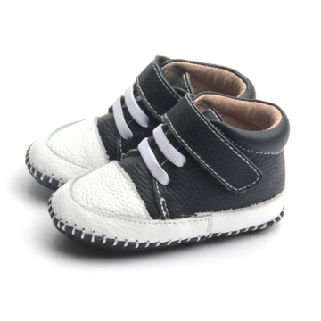 White And Black Infant Sneaker