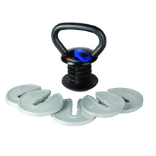 Loadable Cast Iron Kettlebell