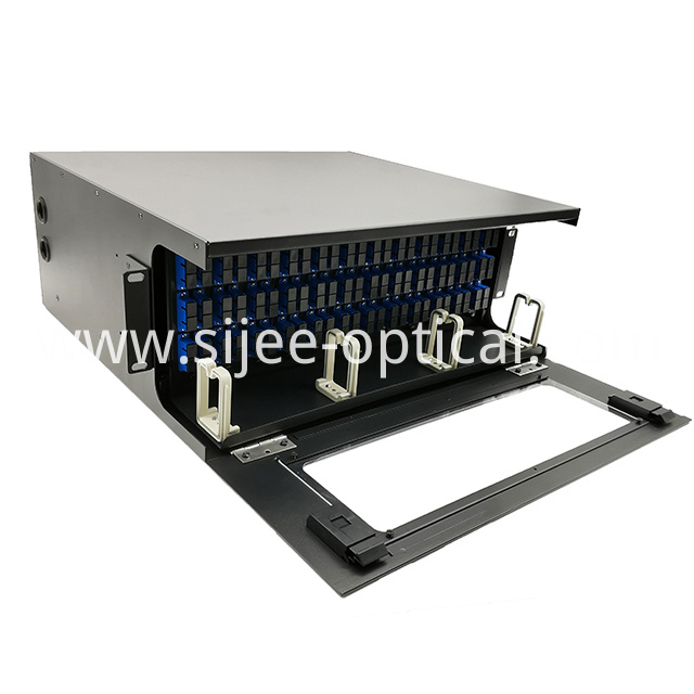 High Density Fiber Patch Panel