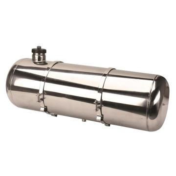 Stainless Steel Round Gas Fuel Tanks Product