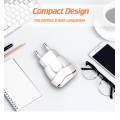 12W USB Wall Charger Universal Charger Adapter