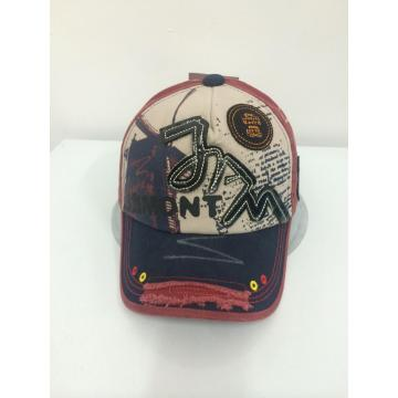 Wash Fashion Woman Baseball Cap