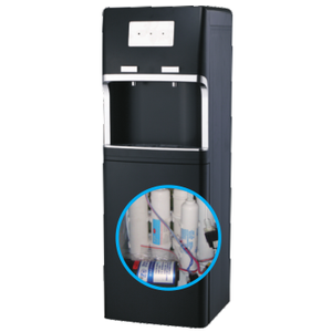 High Quality Hot And Cold Reverse Osmosis Water Cooler
