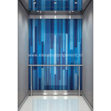 CEP5000 Small Machine Room High Speed Passenger Elevators