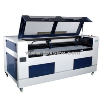 Double Head Laser Cutting and Engraving Machine