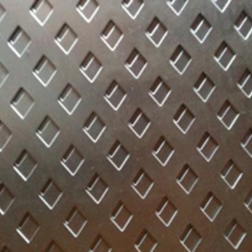 Audi 4s Decorative Aluminium Perforated Metal Sheet