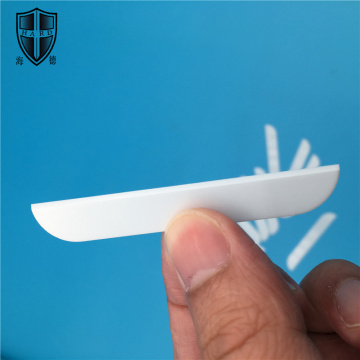 high polished sharp grinding zirconia ceramic blade