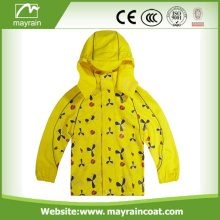 Kids 100% PU Waterproof Full Print Rain suit