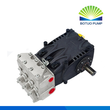 Triplex Industrial High Pressure Plunger Pump