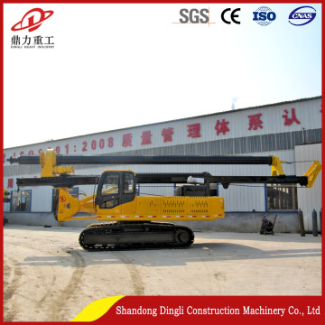 120 kW torque rotary drilling rig