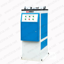 Impact sample notch broaching machine