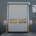 SGS Certificated Zipper High Speed Door