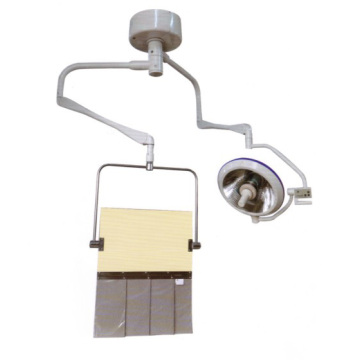 Ceiling shadowless lamp mechanical arm