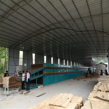 Environmental Roller Veneer Dryer
