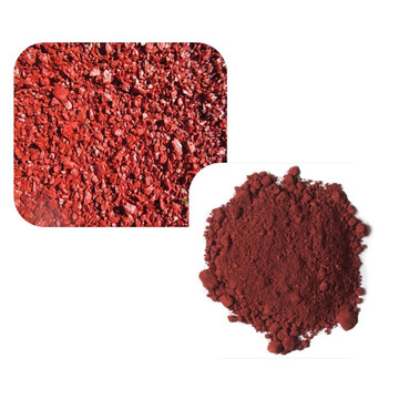 Iron Oxide Red 130 for Red Asphalt