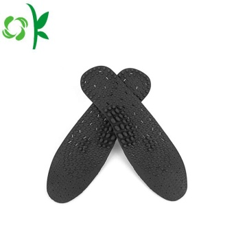 Foot Massage Insoles Comfort Pads Silicone for Men