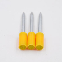 China for Powered Pins Fastening Accessories High Effiency Powered Track Pins export to Maldives Factories